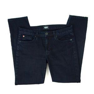 Hudson > Colette Midrise Skinny Jeans Sz 28